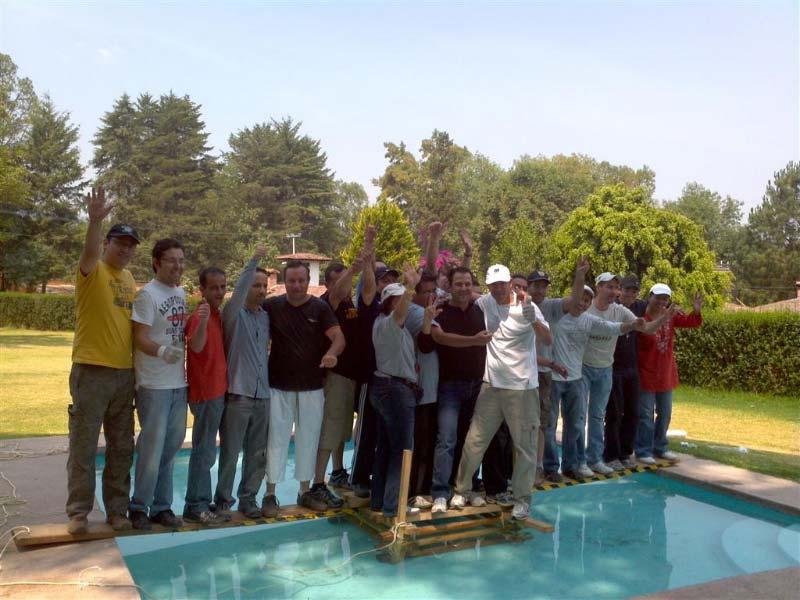 Team Building Morelos