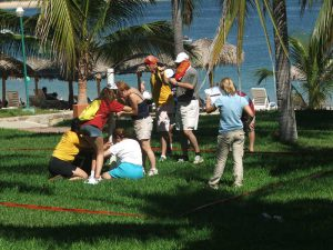 Team Building Huatulco