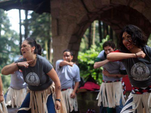 Team Building: Tribus Maoríes
