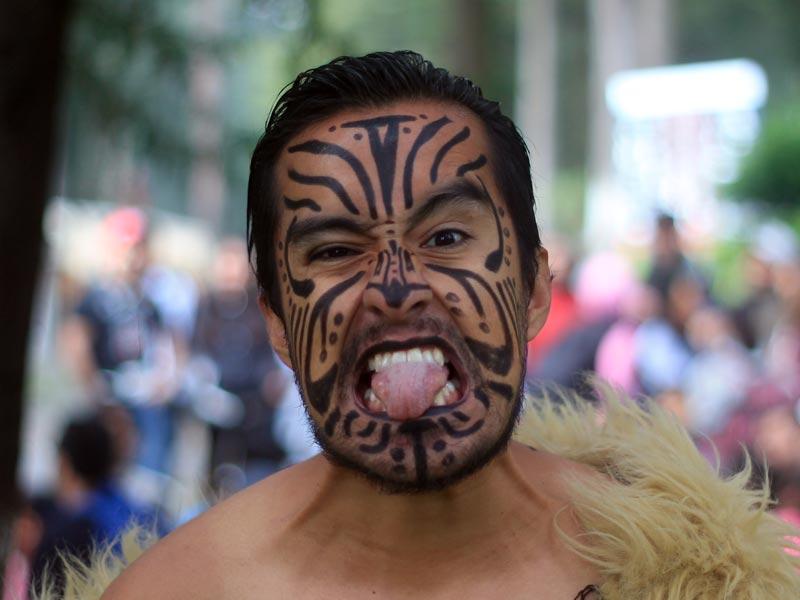 Tribus Maories Different Consult - Tribus-maories