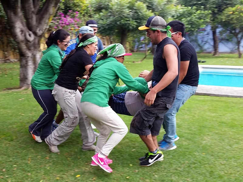 Team Building: Académia Militar