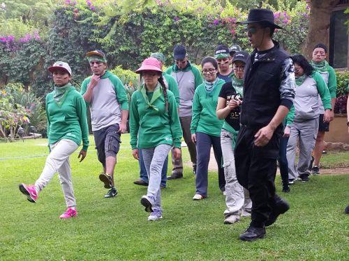 Team Building: Academia Militar