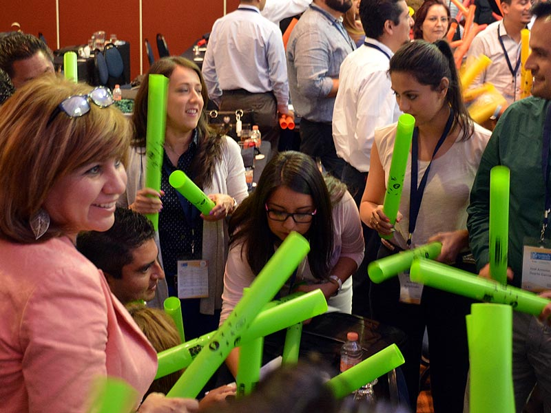 Team Building: Boomwhackers