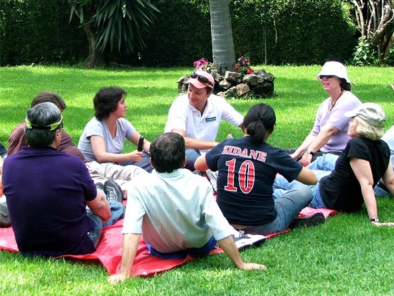 Team Building Curso Vivencial Conflictos Cruciales
