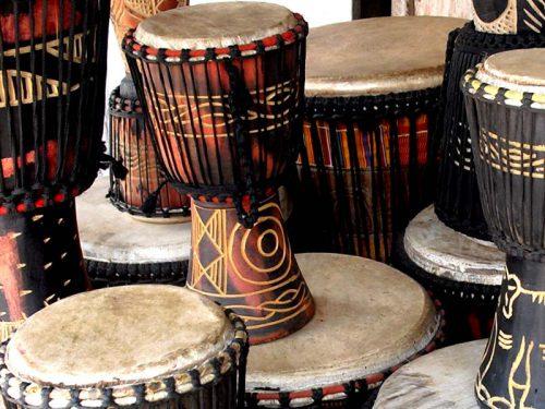 Drum Circle Team