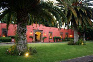 Team Building Querétaro Hotel