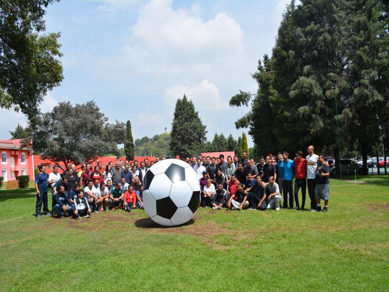Team Building: Copa del Mundo