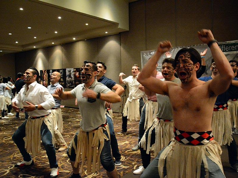 Tribus Maories Different Consult